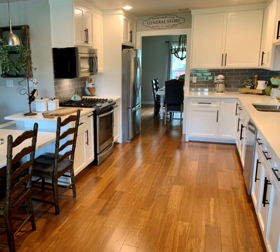 What Spring Cleaning Means for Your Kitchen Cabinets ...